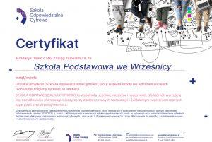 SOC Certyfikat