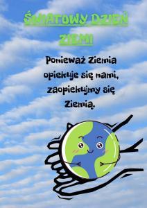Międzynarodowy Dzień Ziemi 2021