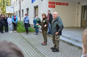 Zajęcia przyrodnicze w siedzibie Parku Krajobrazowego Dolina Słupi w Słupsku