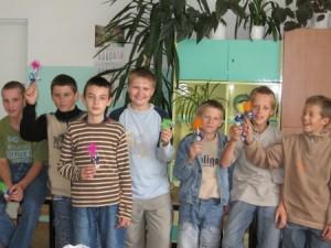 Dzień Chłopaka w klasie 6