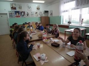 Dzień Chłopaka w klasie VI - 2014