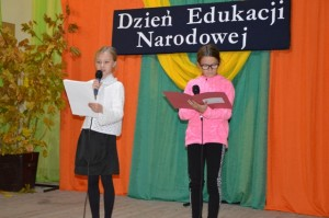 Dzień Edukacji Narodowej 2015
