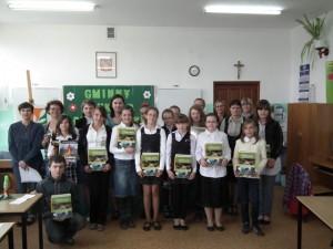 Gminny Konkurs Ekologiczny 2011