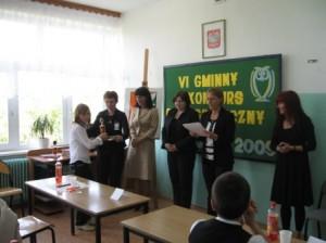 Gminny Konkurs Ortograficzny10