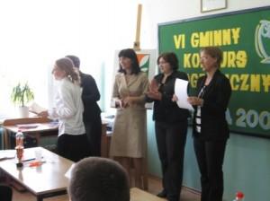 Gminny Konkurs Ortograficzny12