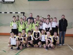 Gminny Turniej Mini Koszykówki 2011