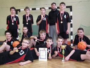 Gminny Turniej Mini Koszykówki Chłopców 2013