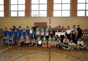 Gminny Turniej Mini Koszykówki Chłopców