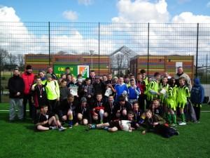Gminny Turniej Mini Piłki Nożnej