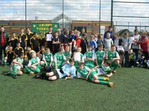 Gminny Turniej Mini Piłki Nożnej Chłopców 2014