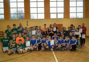 Gminny Turniej Unihokeja Chłopców 2014