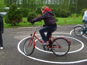 Karta rowerowa 2010