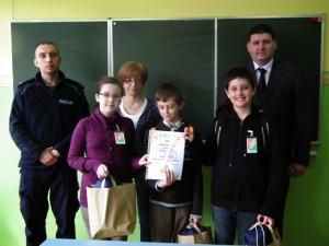 Konkurs BRD w Warszkowie