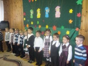 Pasowanie na Przedszkolaka 2012
