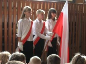 Początek roku szkolnego 2006-2007