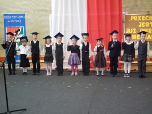 Ślubowanie Pierwszoklasistów 2011