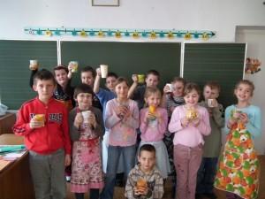 Soki owocowe klasa II