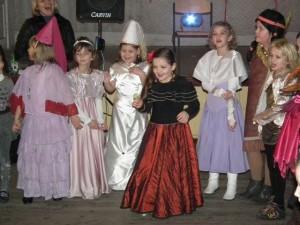 Szkolny Bal Karnawałowy 2011