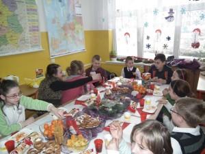 Wigilie klasowe 2011