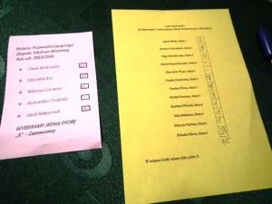 Wybory do SU 2015