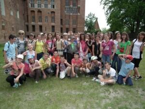 Wycieczka do Malborka 2011