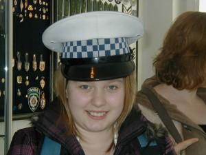 Wycieczka do Szkoły Policji