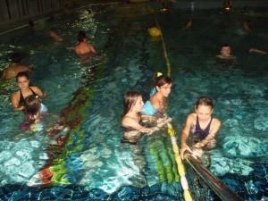 Wycieczka na basen