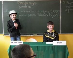 Wyjątkowa lekcja języka polskiego
