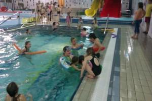 Wyjazd na basen 2013