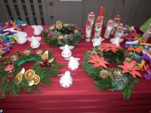 Wystawa bożonarodzeniowa