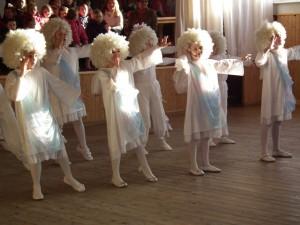 Występ teatru z Białorusi