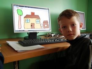 Zajęcia komputerowe w klasach I-III